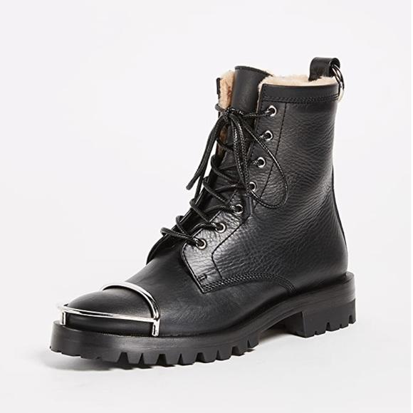 Alexander Wang Lyndon Boots -  Like New! Size 9